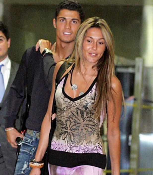 Cristiano Ronaldo Merche Romero