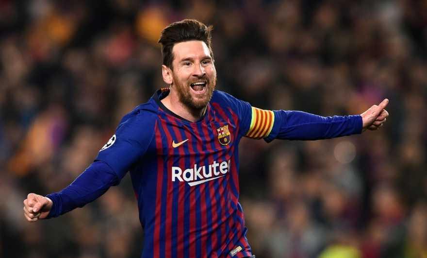 Lionel Messi Stats