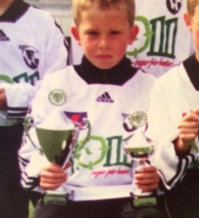 Gylfi Sigurdsson young