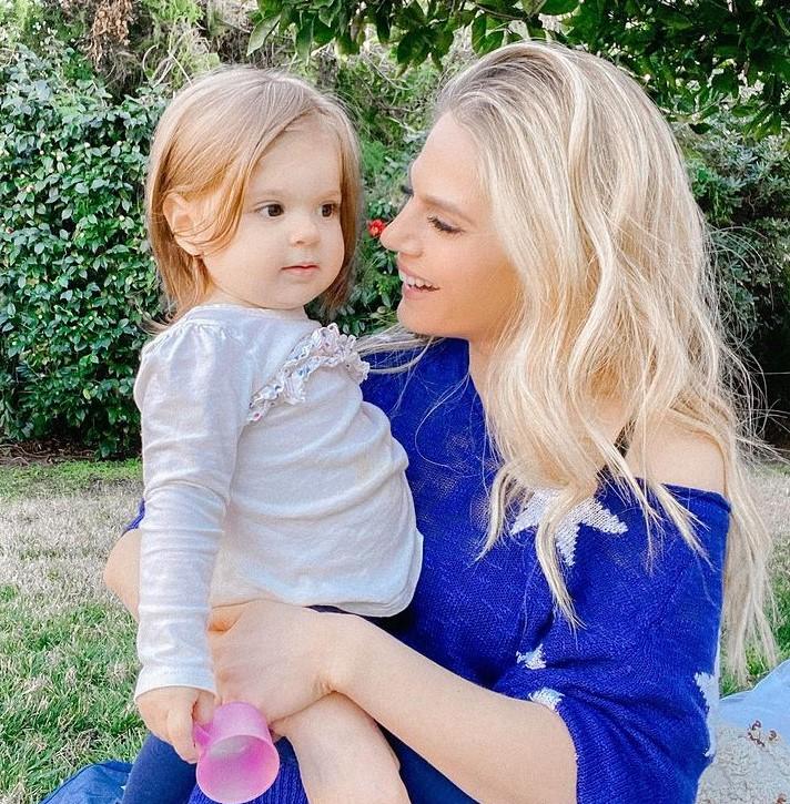 Kelly Kruger Brooks daughter