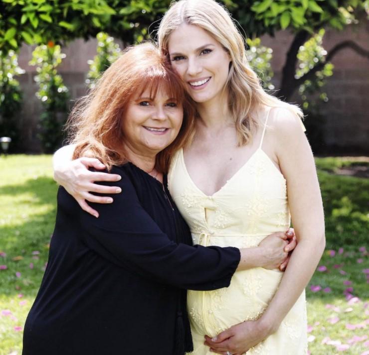 Kelly Kruger Brooks mother