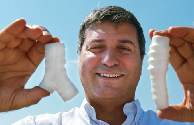 Paolo Macchiarini, a former researcher on regenerative medicine
