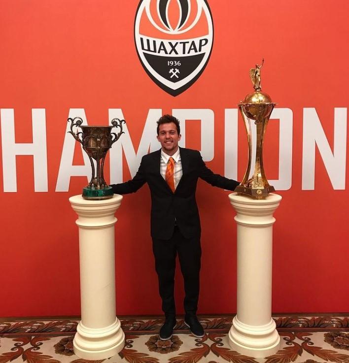 Bernard Shakhtar Donetsk