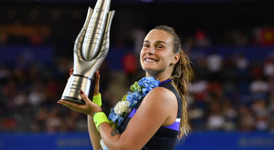 Aryna Sabalenka successfully defend her title in Dongfeng Motor Wuhan Open