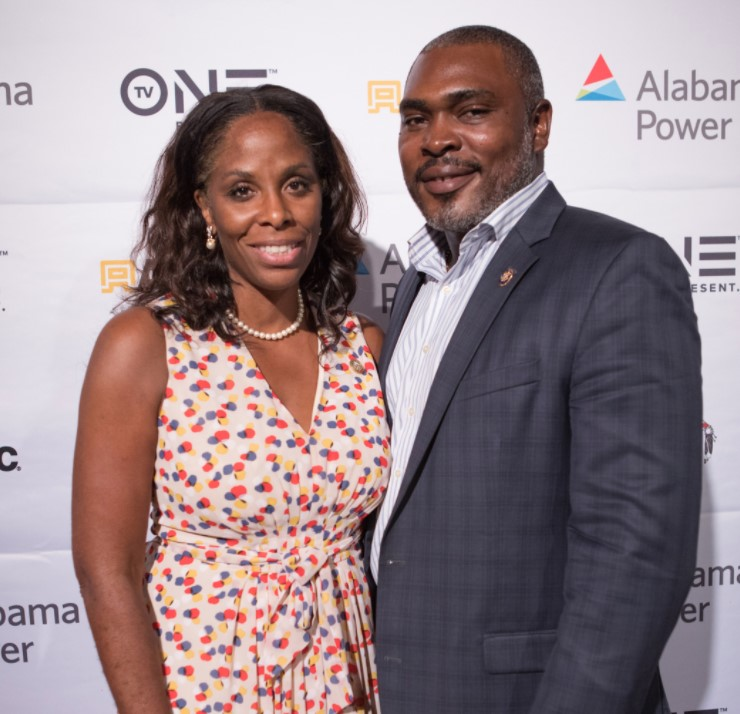 Stacey Plaskett husband