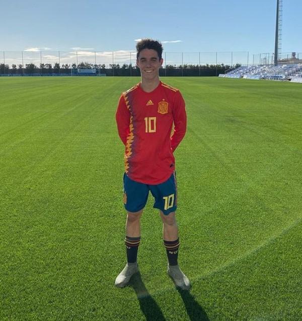 Sergio Arribas Spain
