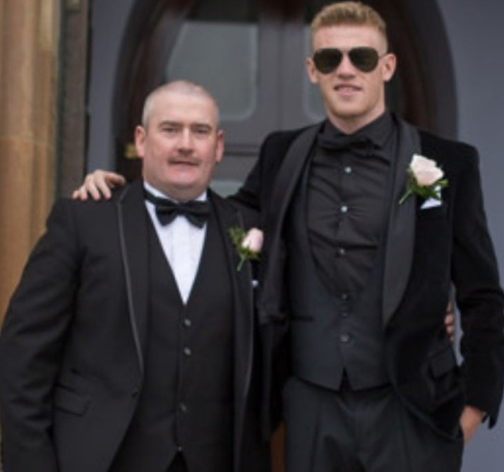 James McClean father