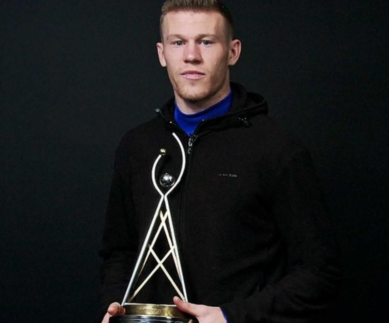 James McClean awards