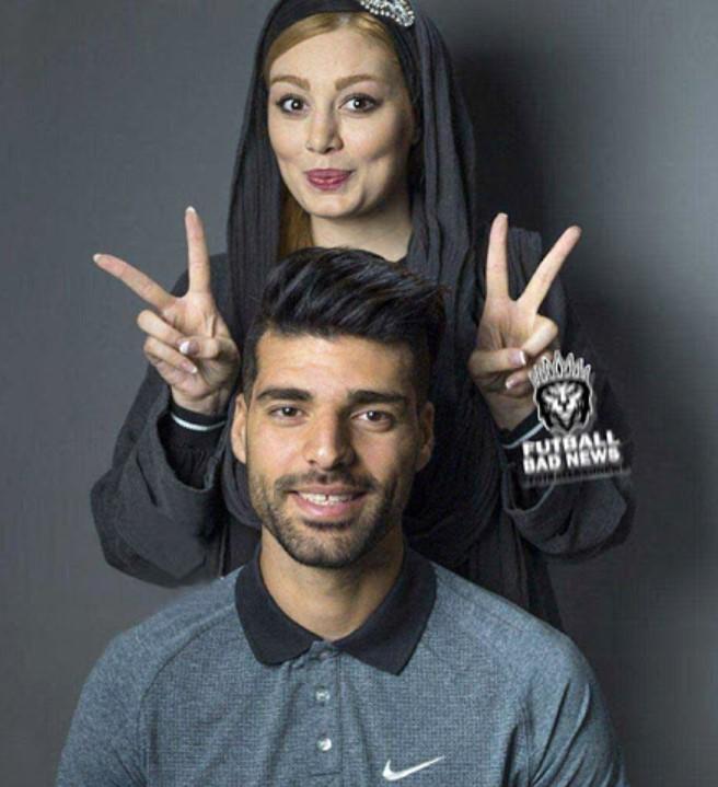 Mehdi Taremi wife