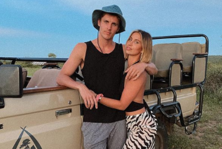 Ferne McCann confirms romance with hunky model Jack Padgett
