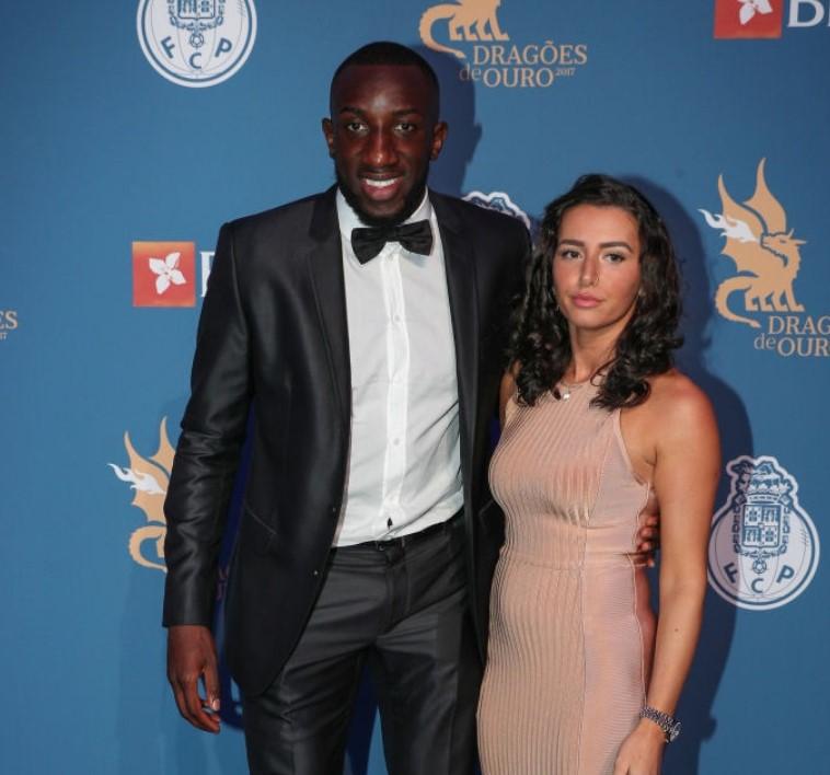 Moussa Marega wife