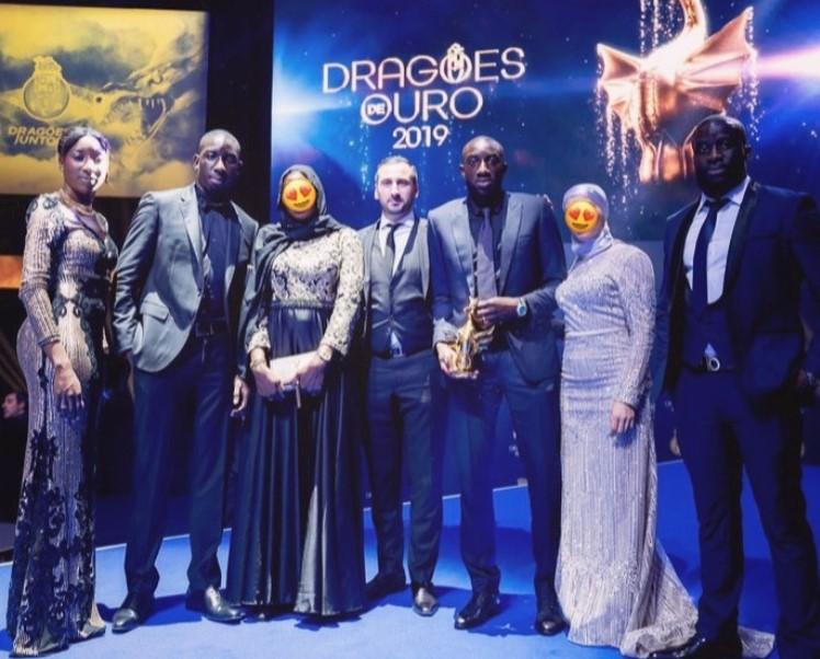 Moussa Marega awards