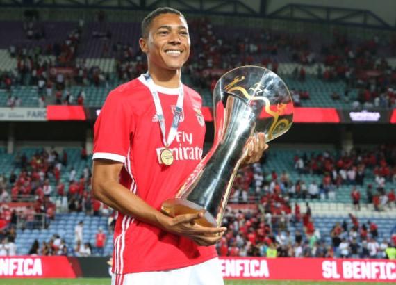 Carlos Vinicius Benfica titles
