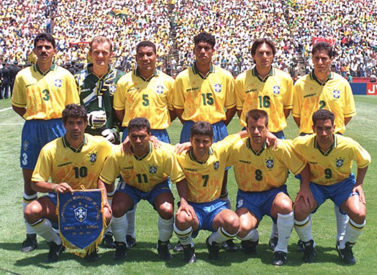 Bebeto world Cup