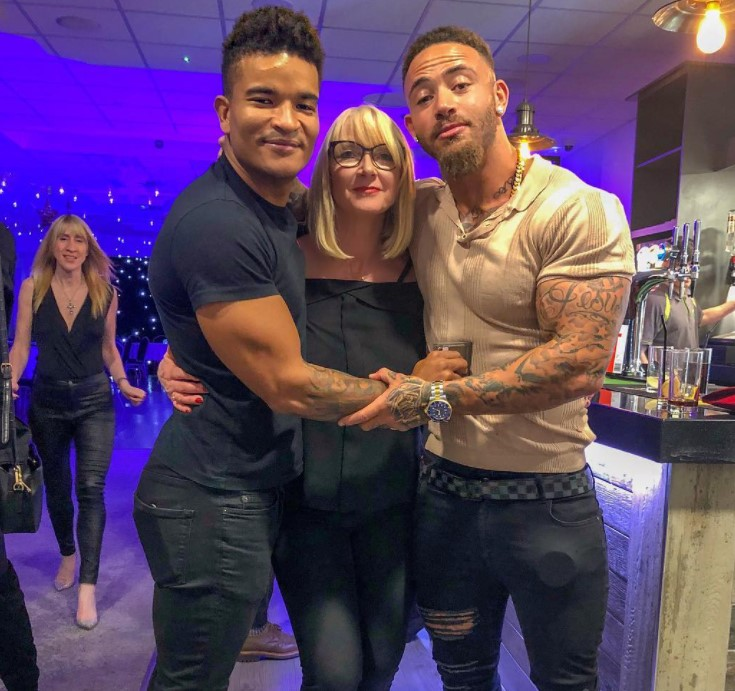Ashley Cain mother