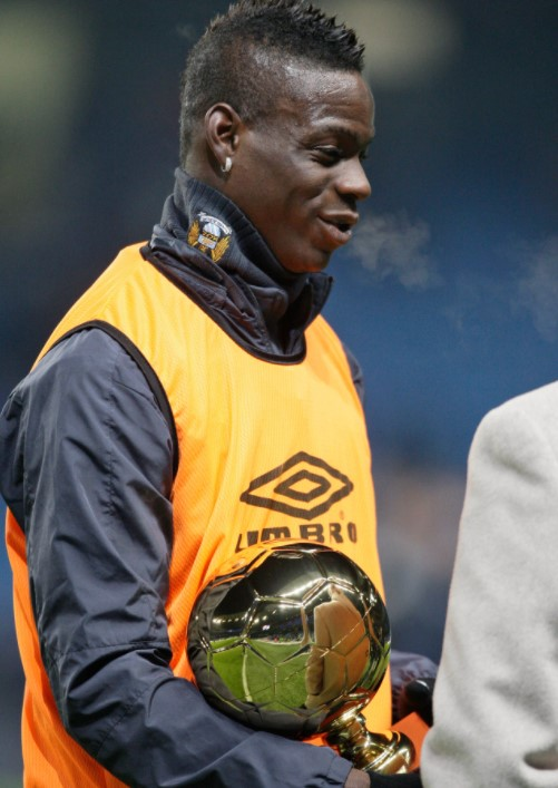 Mario Balotelli Golden Boy