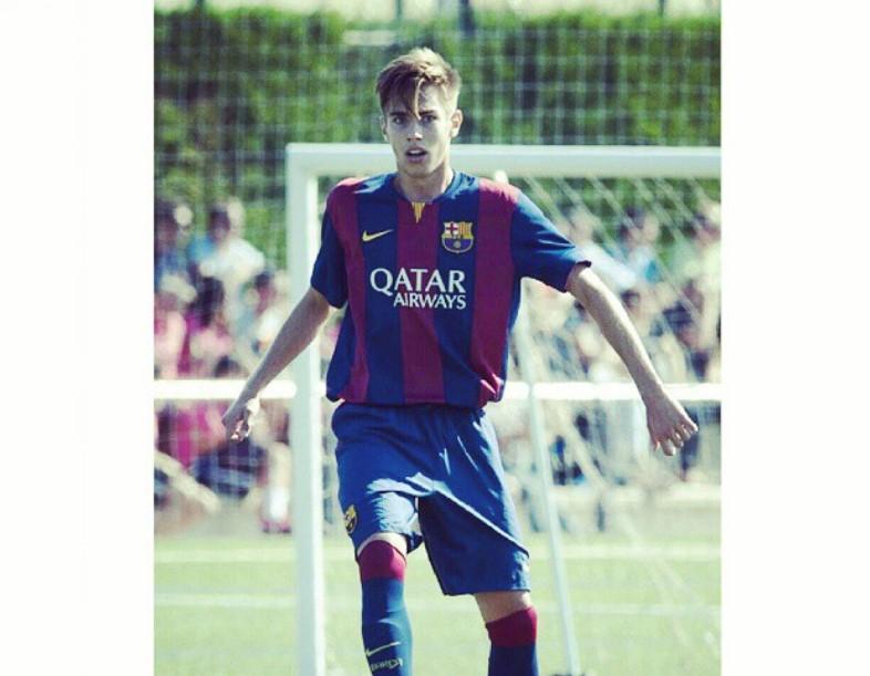 Oscar Mingueza Barcelona