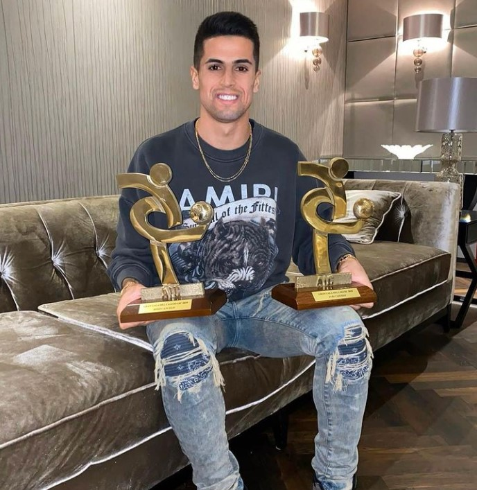 Joao Cancelo awards