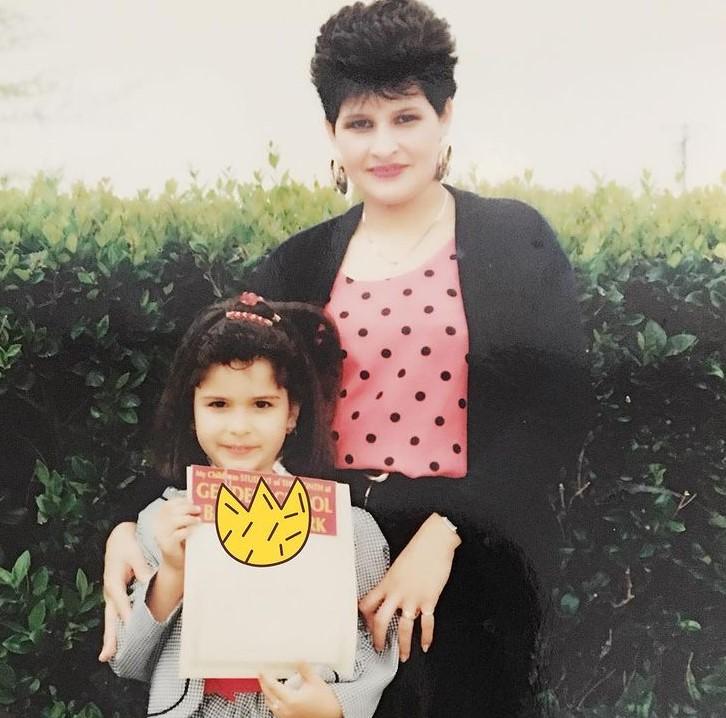 Arlene Guzman Tood mother