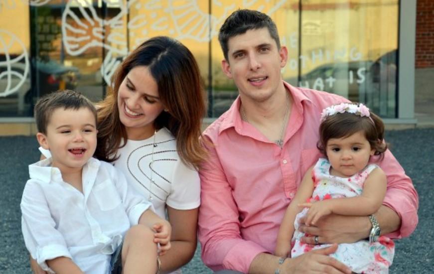 Arlene Guzman Tood family
