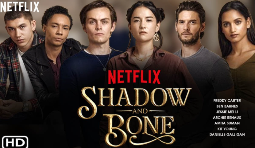 Jessie Mei Li as Alina Starkov in the upcoming Netflix series 'Shadow and Bone'