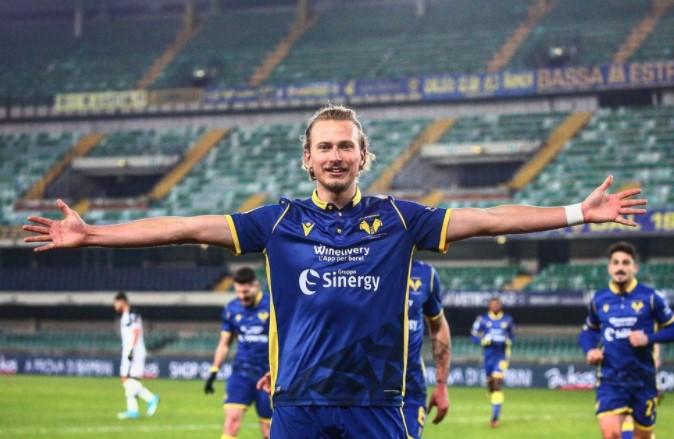 Antonin Barak Hellas Verona
