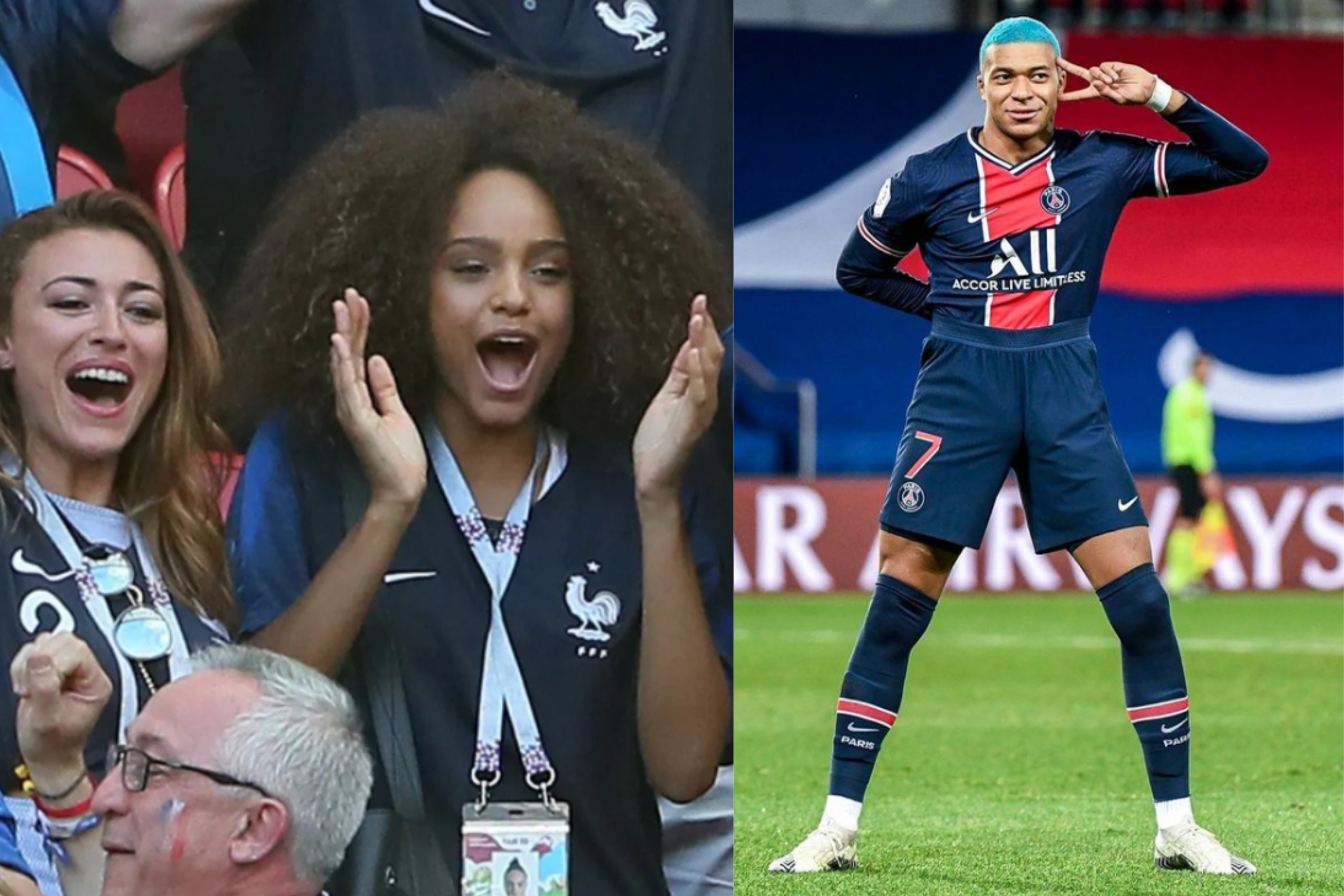 Kylian Mbappe Girlfriend - Alicia Aylies