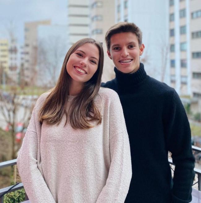 Tiago Dantas girlfriend