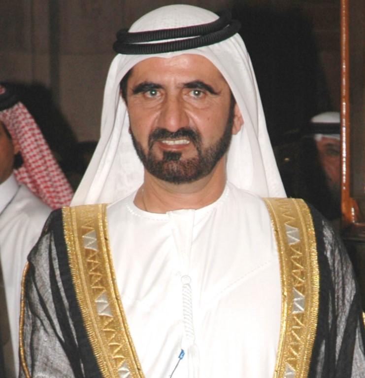 Latifa bint Mohammed Al Maktoum father