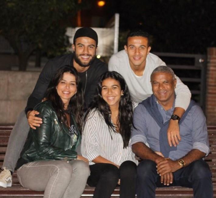 Rafinha family