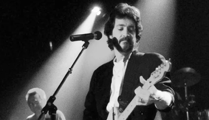 Michael Stanley, a famous singer and songwriter