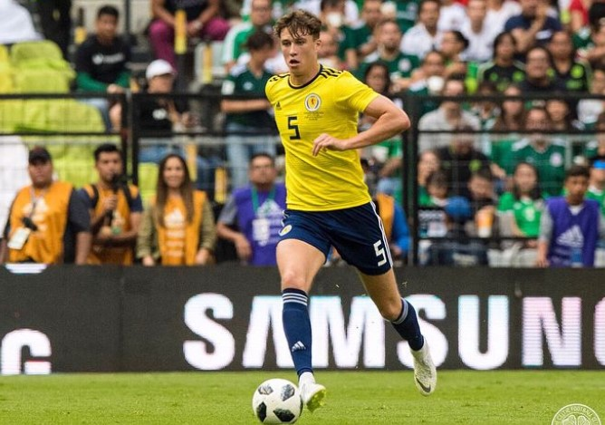Jack Hendry Scotland