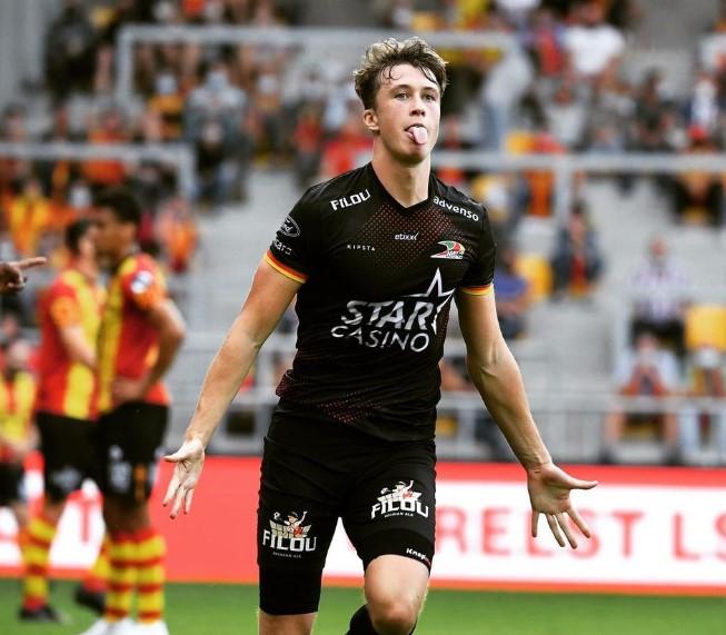 Jack Hendry KV Oostende