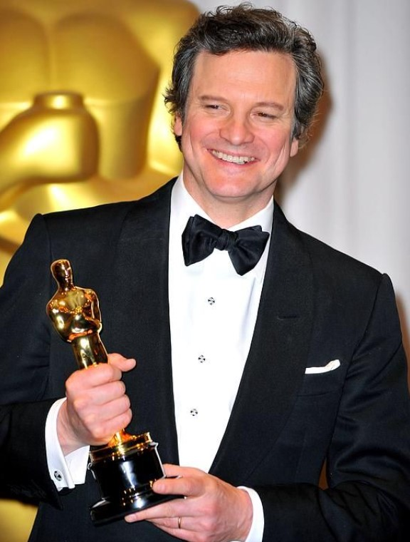 Colin Firth Academy