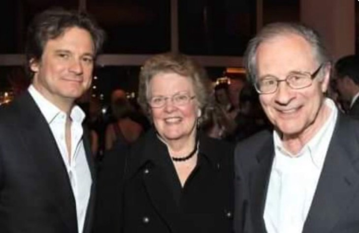 Colin Firth parents