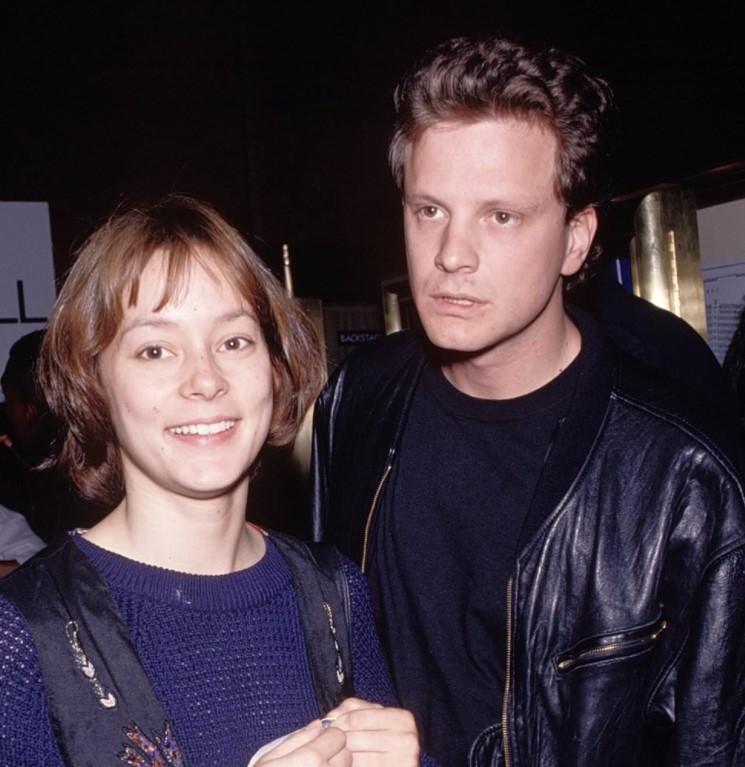 Colin Firth partner