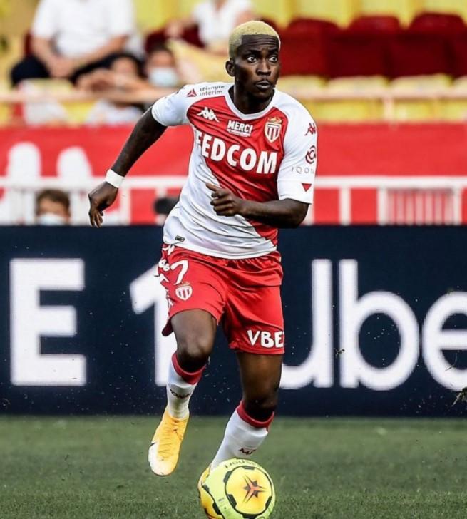 Henry Onyekuru Monaco