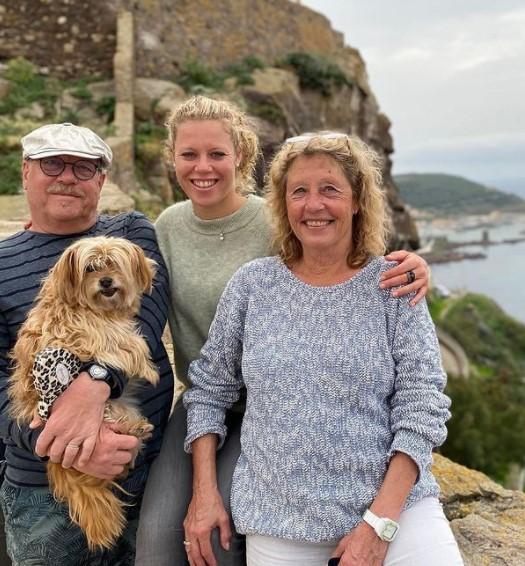 Laura Siegemund parents