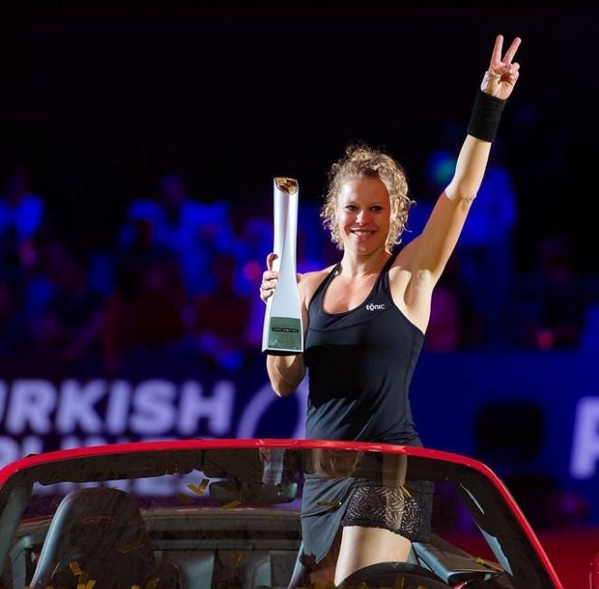 Laura Siegemund Stuttgart Open