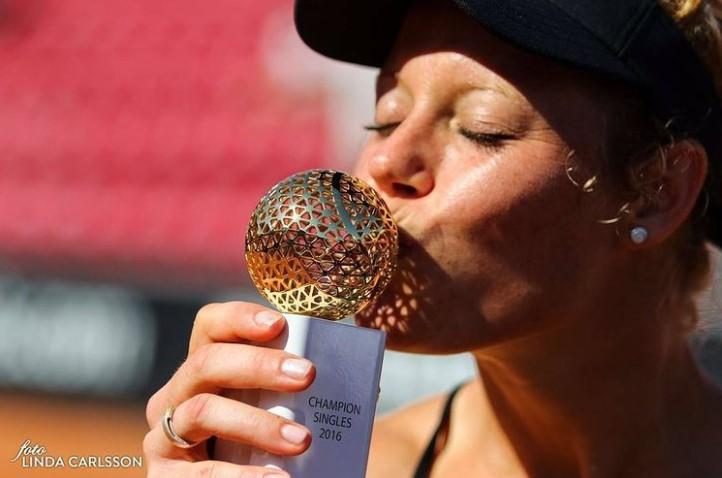 Laura Siegemund Swedish Open