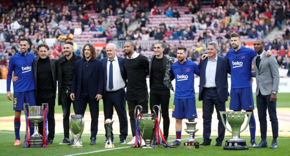 Pep Guardiola Barcelona titles