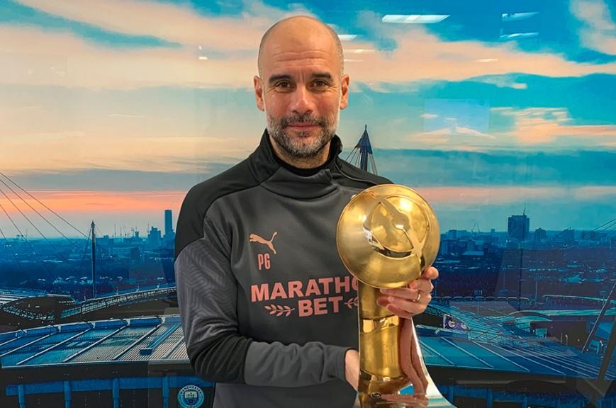 Pep Guardiola awards