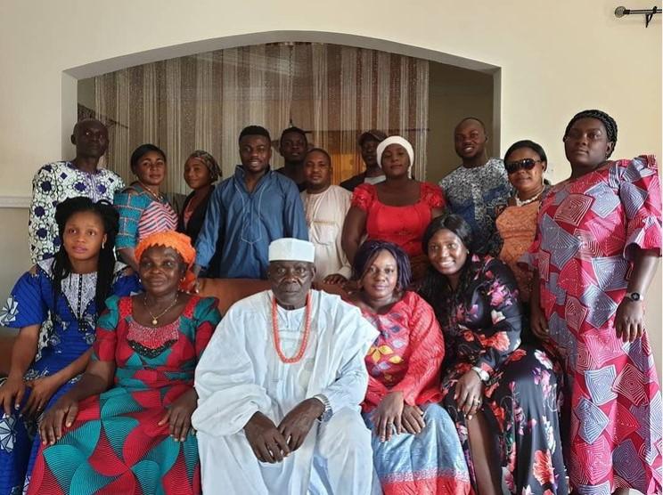 Moses Simon family
