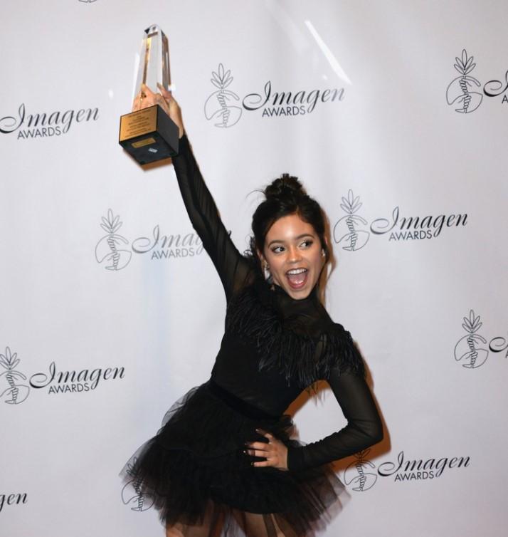 Jenna Ortega awards