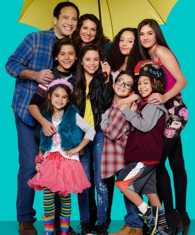 Jenna Ortega tv shows