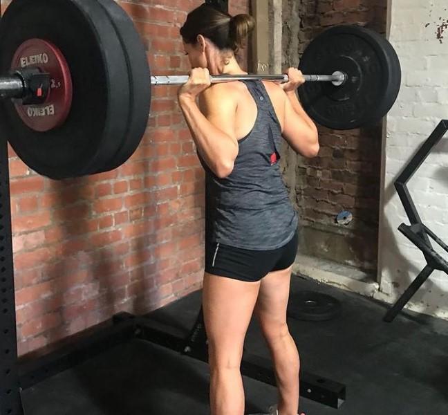 Helen Storey fitness
