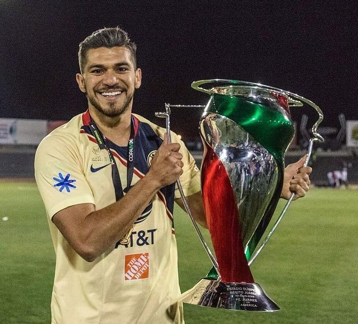 Henry Martin Copa MX