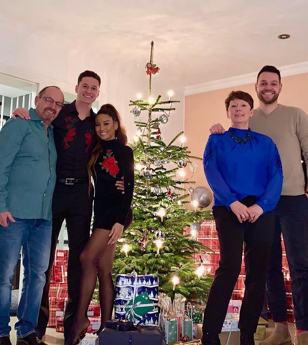 Julian Draxler family