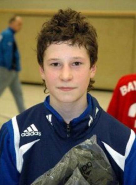 Julian Draxler young