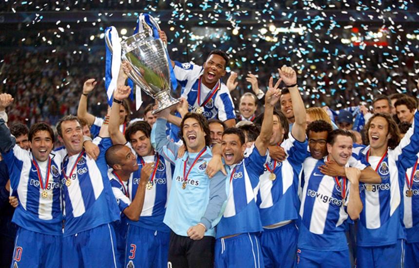 Ricardo Carvalho Champions League